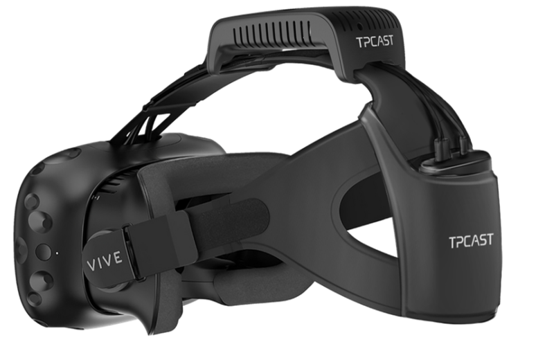 HTC Vive goes wireless with pricey upgrade kit