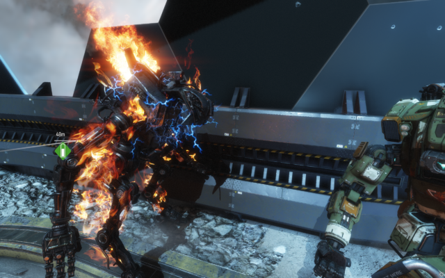 Titanfall 2 works surprisingly well as a single-player game