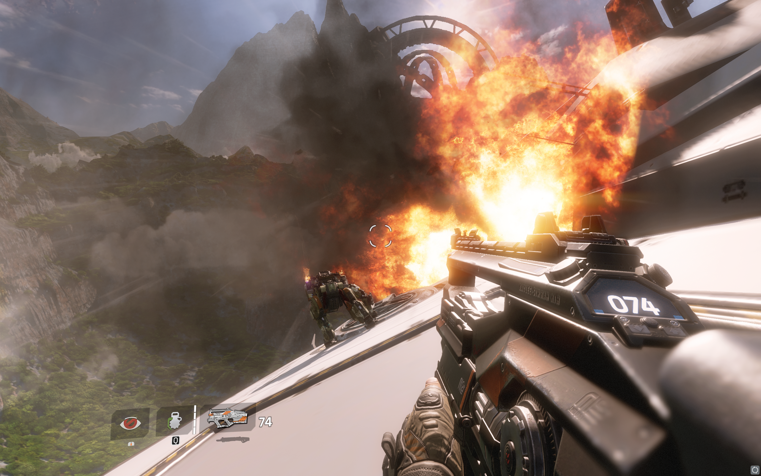 <em>Titanfall 2</em> has one of the most enjoyable first-person shooter campaigns in recent memory.