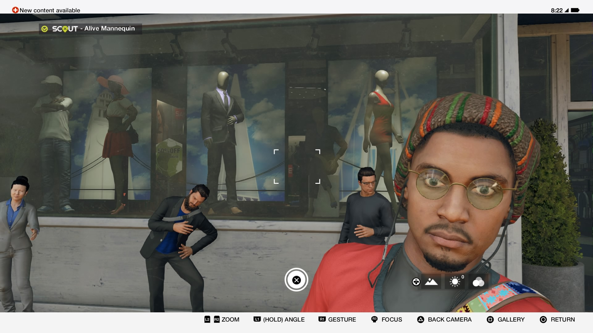 Watch Dogs  Scout