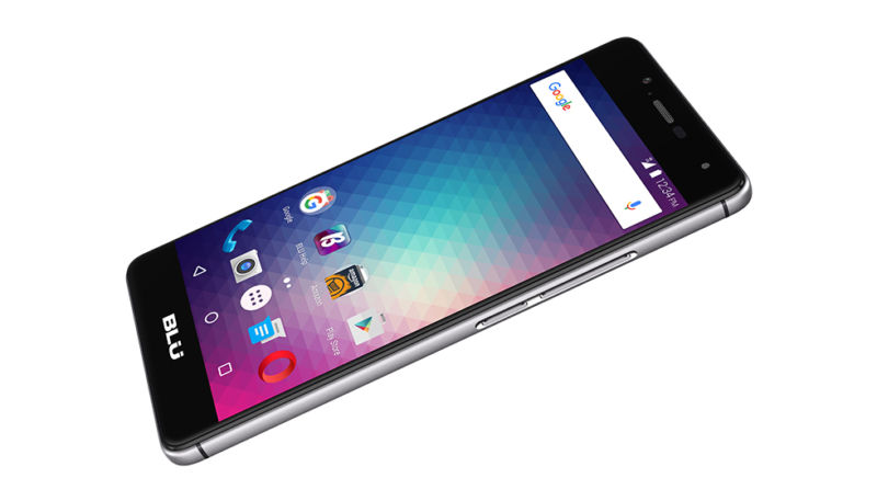 The BLU R1 HD is one of the devices that was backdoored by a Chinese software provider.