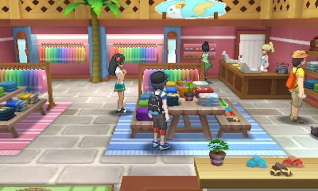 Review: Pokémon Sun and Moon are solid entries aimed at newbies