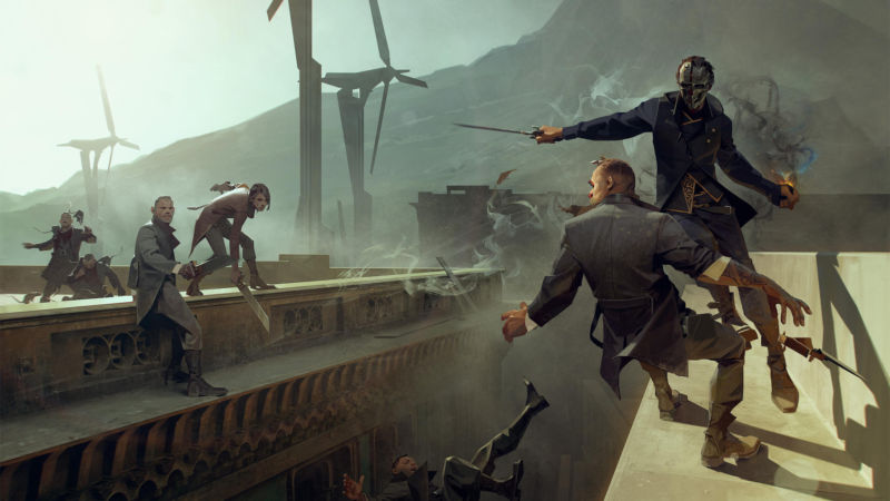 Dishonored 2 review: Simply stunning