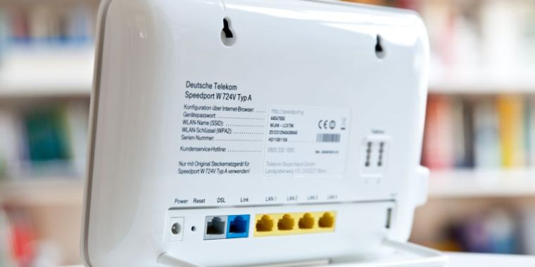 Newly discovered router flaw being hammered by in-the-wild
