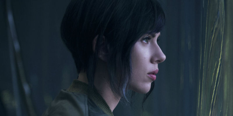 See Scarlett Johansson chewing CGI scenery in first Ghost in the Shell trailer