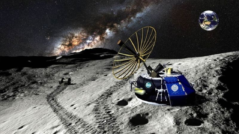 Moon Express would like to deliver scientific experiments to the surface of the Moon.