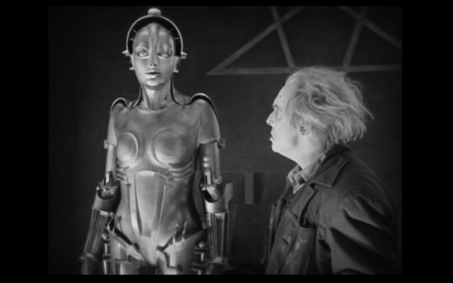 Maria, thy name is robot.