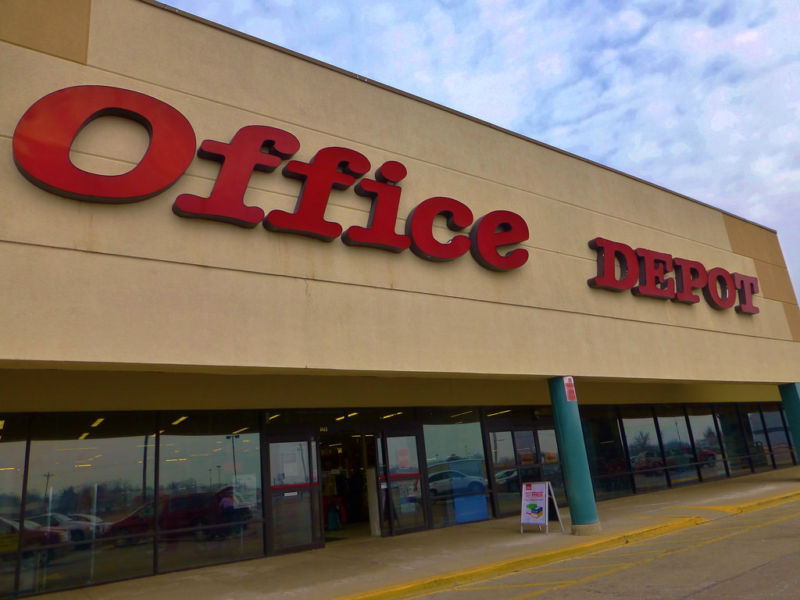 Office Depot Caught Claiming OutOfBox Pcs Sed Symptoms Of