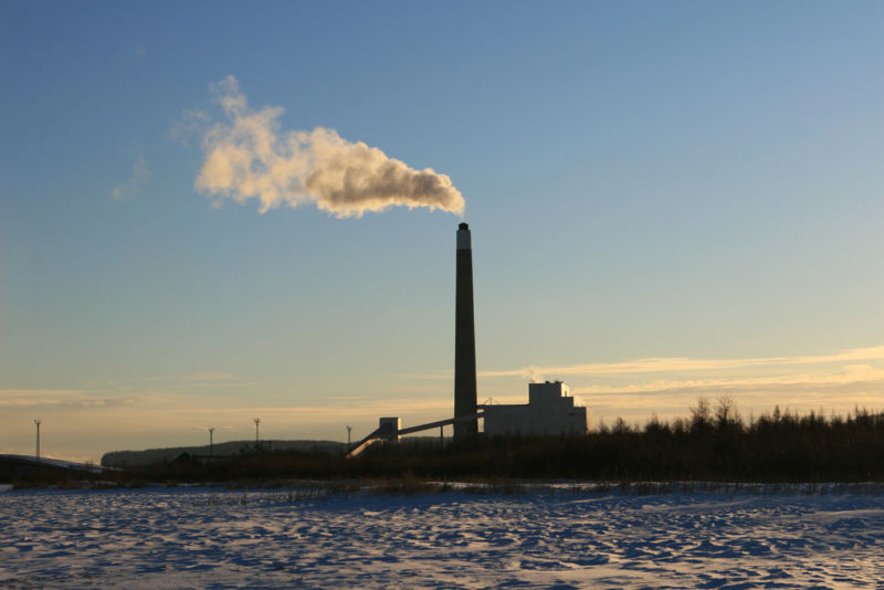 Canada will dump its coal power plants by 2030