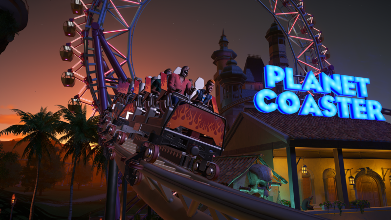 Planet Coaster review: This is the theme park game you've been waiting for