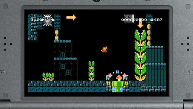 There's a great 2D Mario game buried in the busted 3DS Super