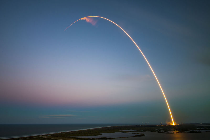 On March 4, 2016, SpaceX launched the SES-9 satellite on its Falcon 9 rocket from Florida.