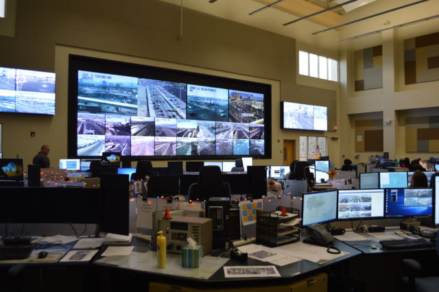 Southern Nevada's Traffic Management Center is always watching the busiest intersections in the region.