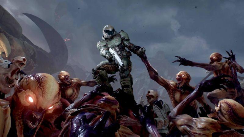 Doom is indie-style gaming at its best
