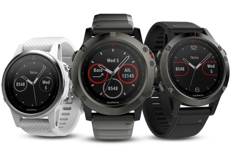 Garmin's new Fenix 5 multisport tracker will finally fit my small wrist