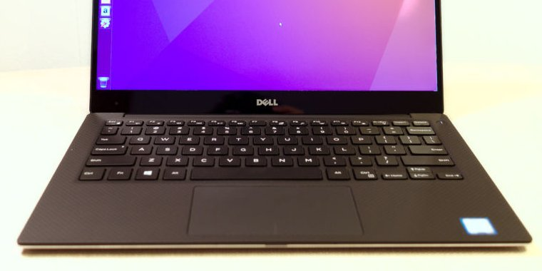 Dell's Latest XPS 13 de Still Delivers Linux in a Svelte Package