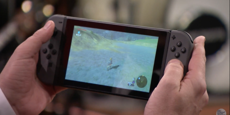 Retail Sources, Analysts Point to $250 Price for Nintendo Switch