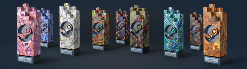 Steam's Winter Sale is joined by a user-voted series of awards, pictured above. Log in every day to cast votes for various categories.