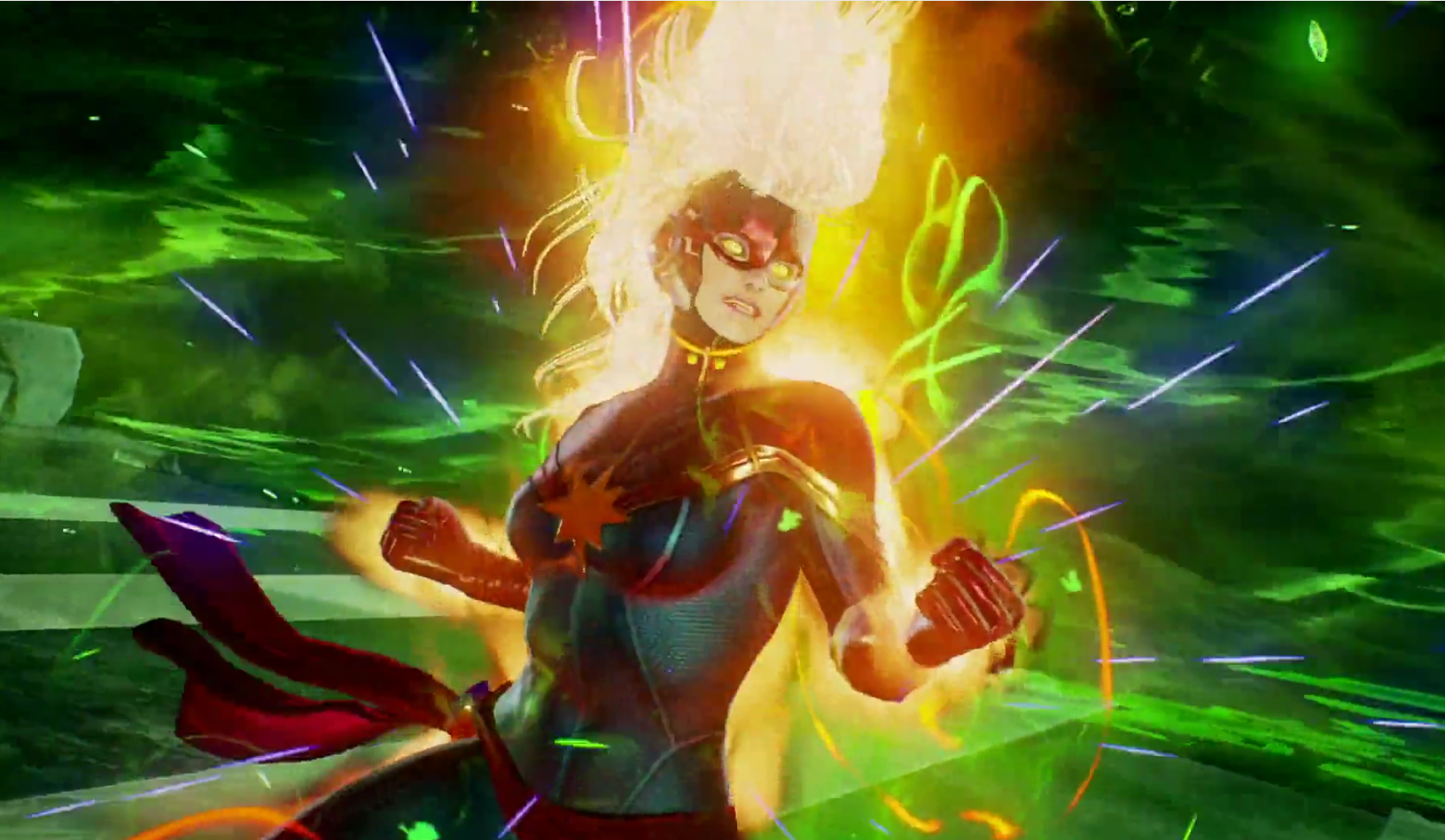 Captain Marvel? More like Captain Marvelous.