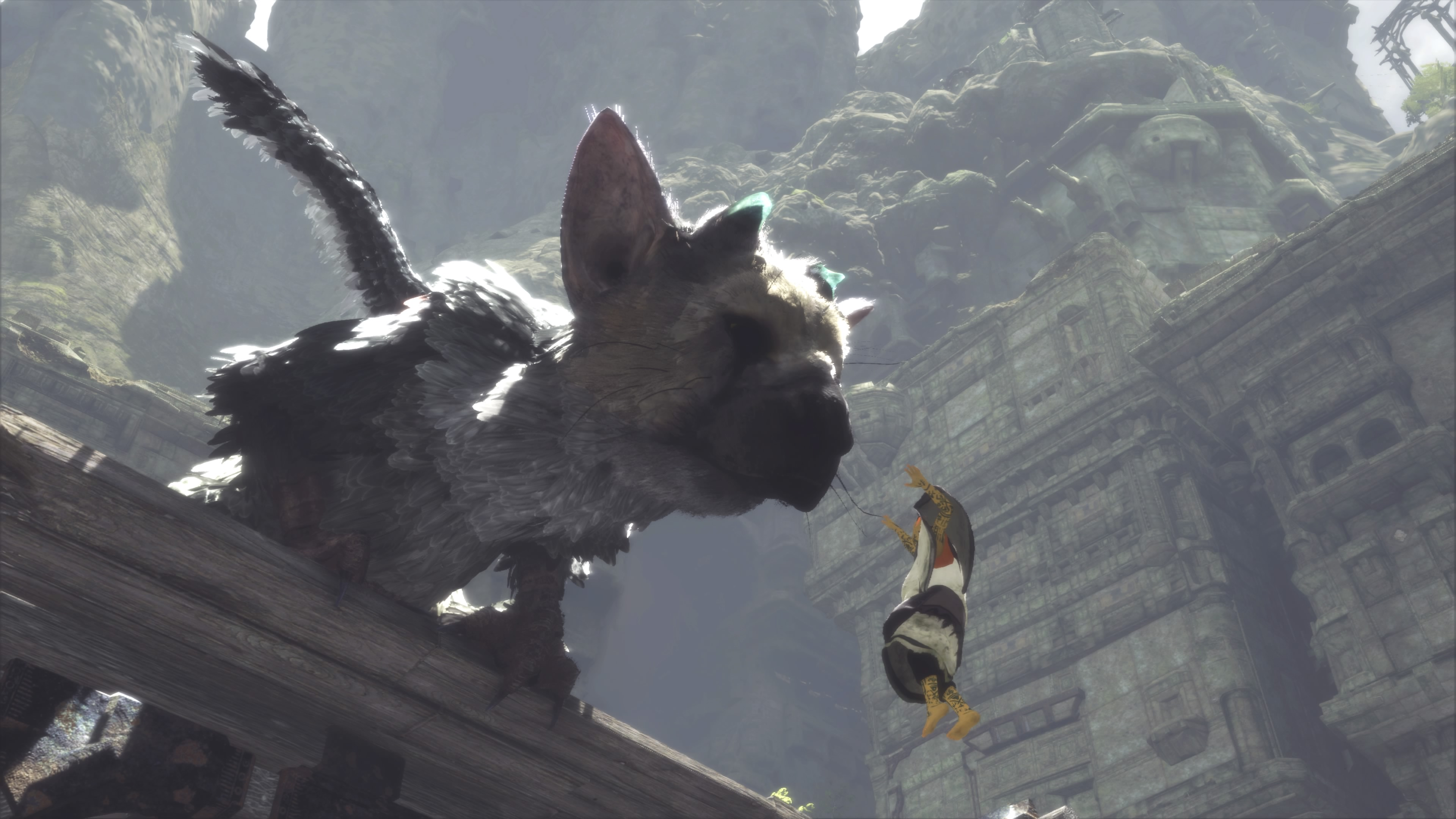After seven years, The Last Guardian frustrates as much as ...  After seven yea...