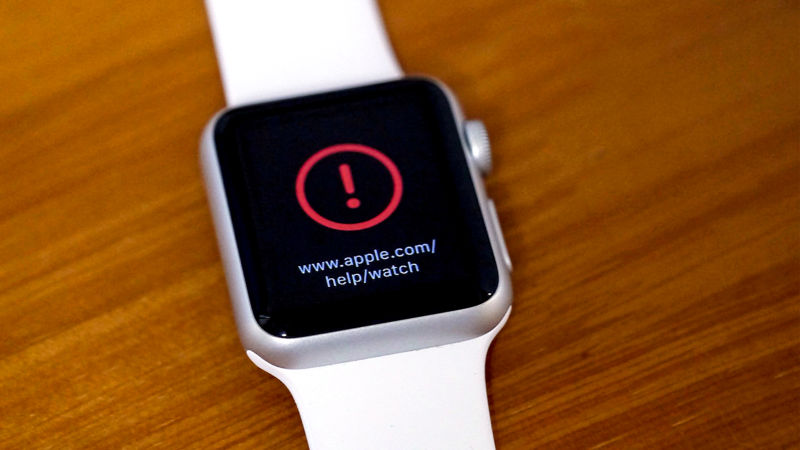 Latest watchOS update bricks some Apple Watches