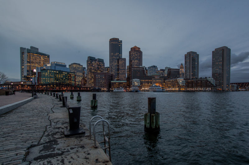 Ready for flooding: Boston analyzes how to tackle climate change