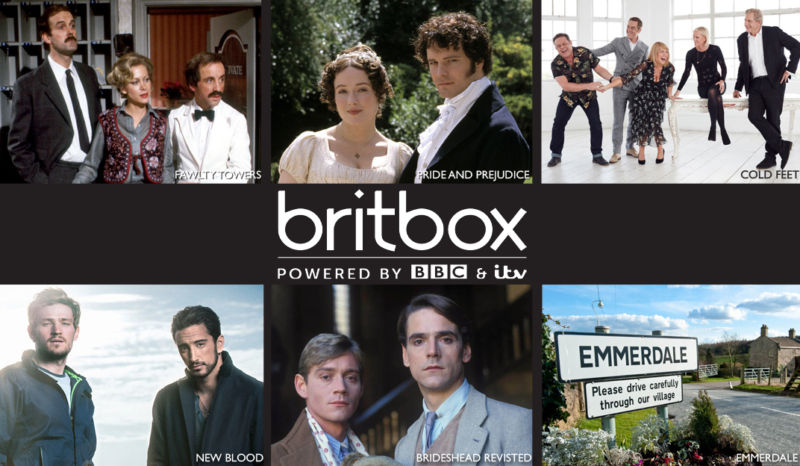BBC and ITV's BritBox streaming service brings UK shows to a US audience