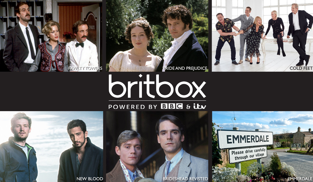 BBC and ITV's BritBox streaming service brings UK shows to a