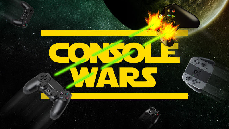 Three years later, the console wars are more confusing than ever