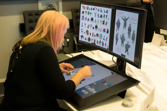 Dell caters to artists with new all-in-one XPS 27 and Canvas
