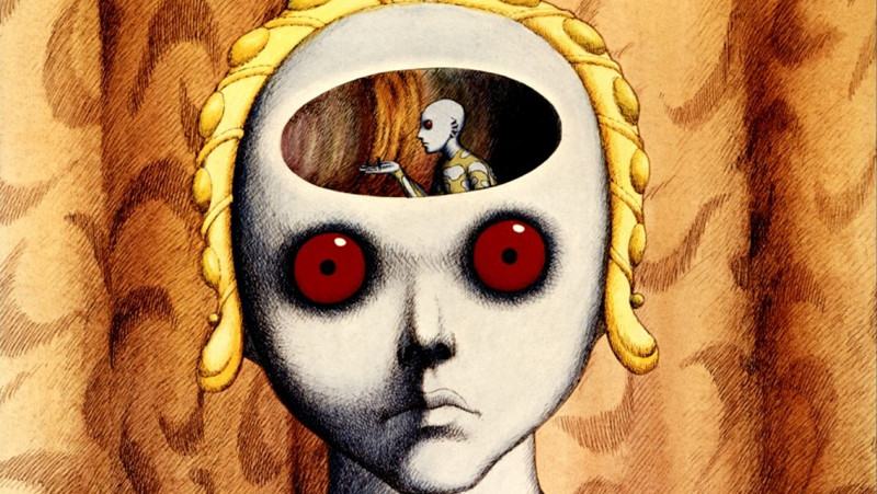 One of the images from <em>Fantastic Planet</em> that seems to have influenced some of the images in this teaser trailer.