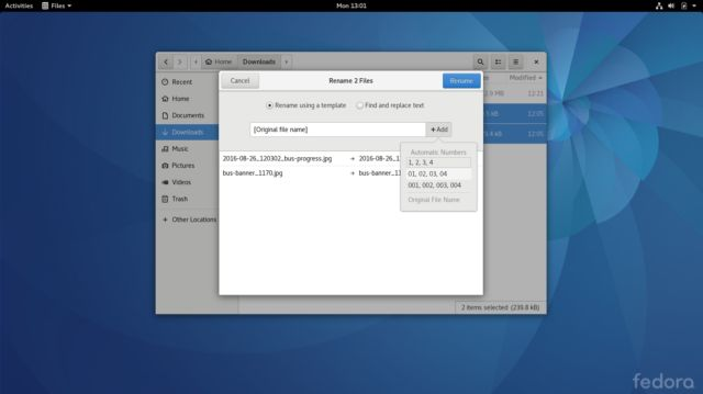 Fedora 25: With Wayland, Linux has never been easier (or