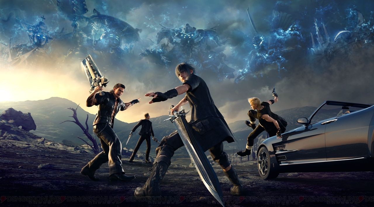 Image result for Final Fantasy XV