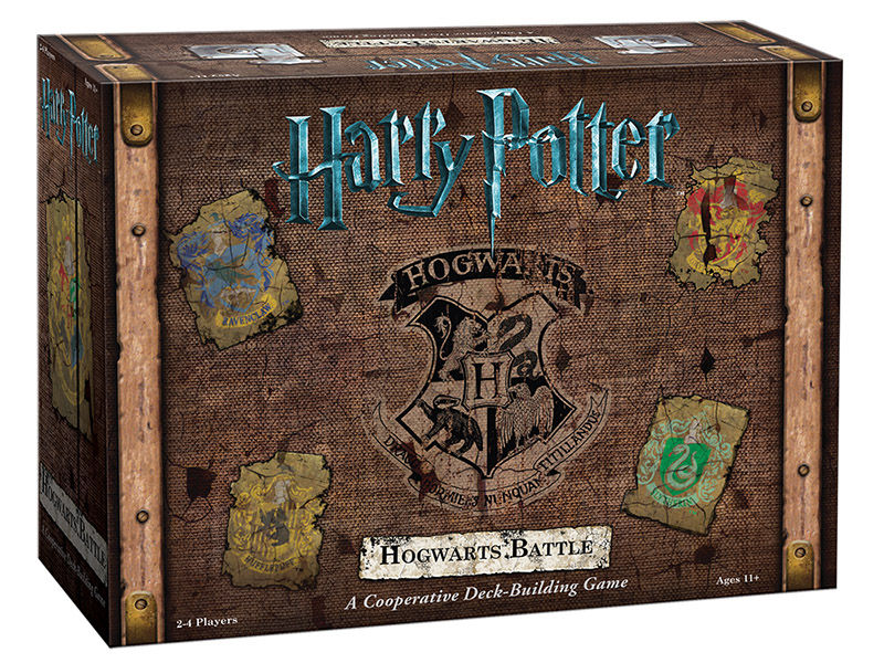 Beat Voldemort on your tabletop with the terrific new Hogwarts Battle