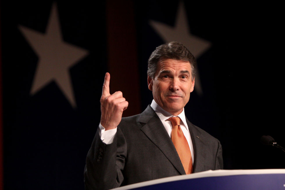 Rick Perry picked to head agency he couldn't name but wants to nuke