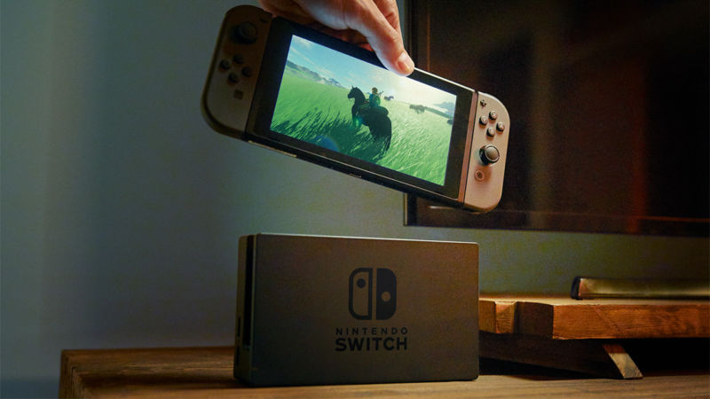 Nintendo Switch uses Nvidia Tegra X1 SoC, clock speeds outed