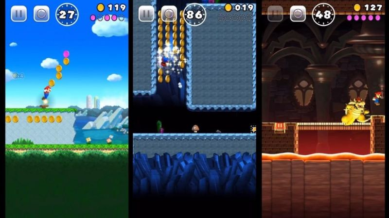 Hands-on: Super Mario Run feels right