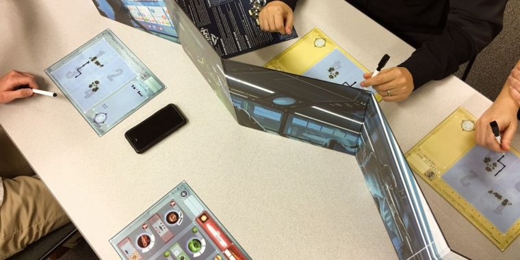 Captain Sonar: Someone finally made a great 8p board game | Ars Technica image