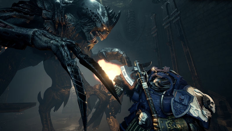 Space Hulk Deathwing Review In The Year 40 000 There
