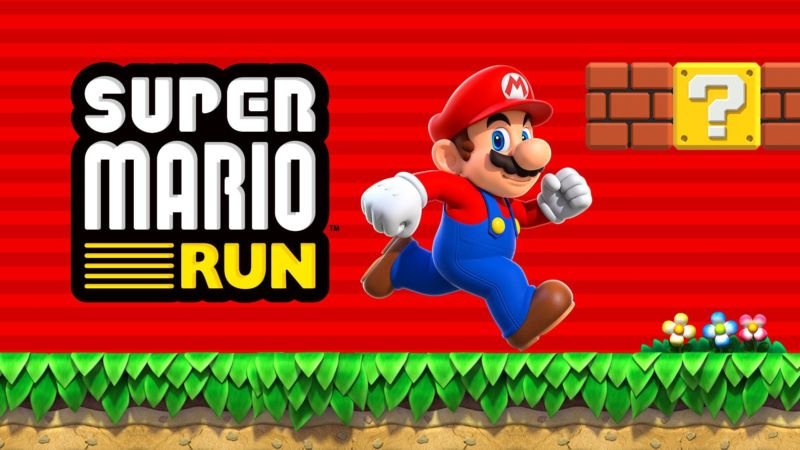 Super Mario Run is online-only to combat piracy, says Nintendo's Miyamoto
