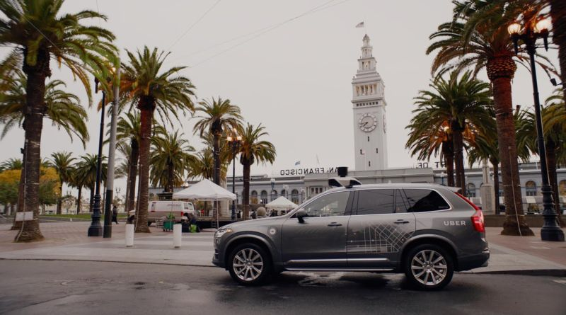 California DMV orders Uber to stop self-driving car tests on SF roads [Updated]