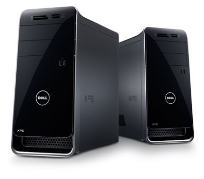 The Dell XPS 8900.