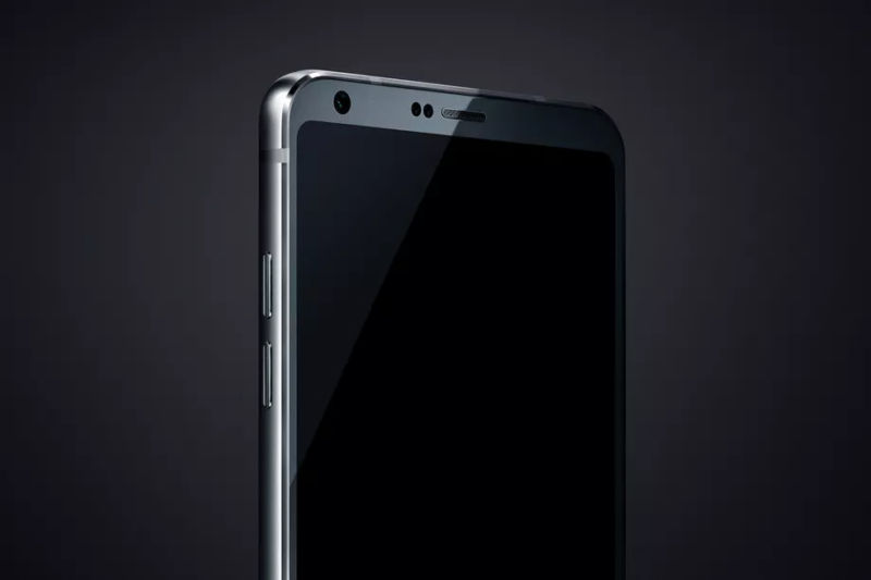 The Verge's LG G6 image. CNET received the same image from a source.