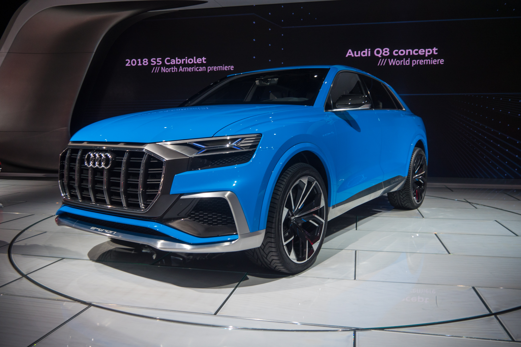 Coolest New Suv Most Interesting Concept Audi Q8