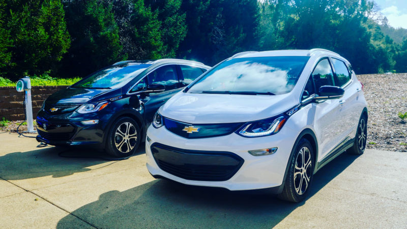 GM hit 200,000 U.S. electric vehicles sold in 2018