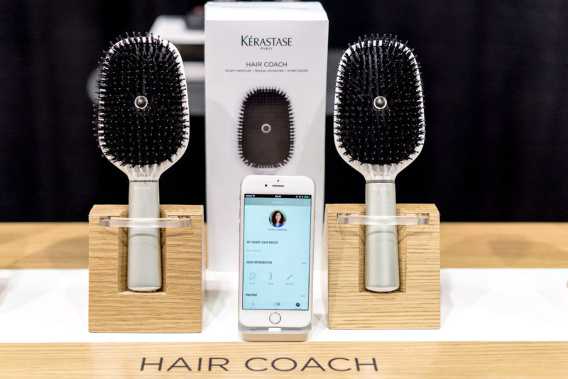 First Brexit, then Trump, and now, behold the smart hairbrush