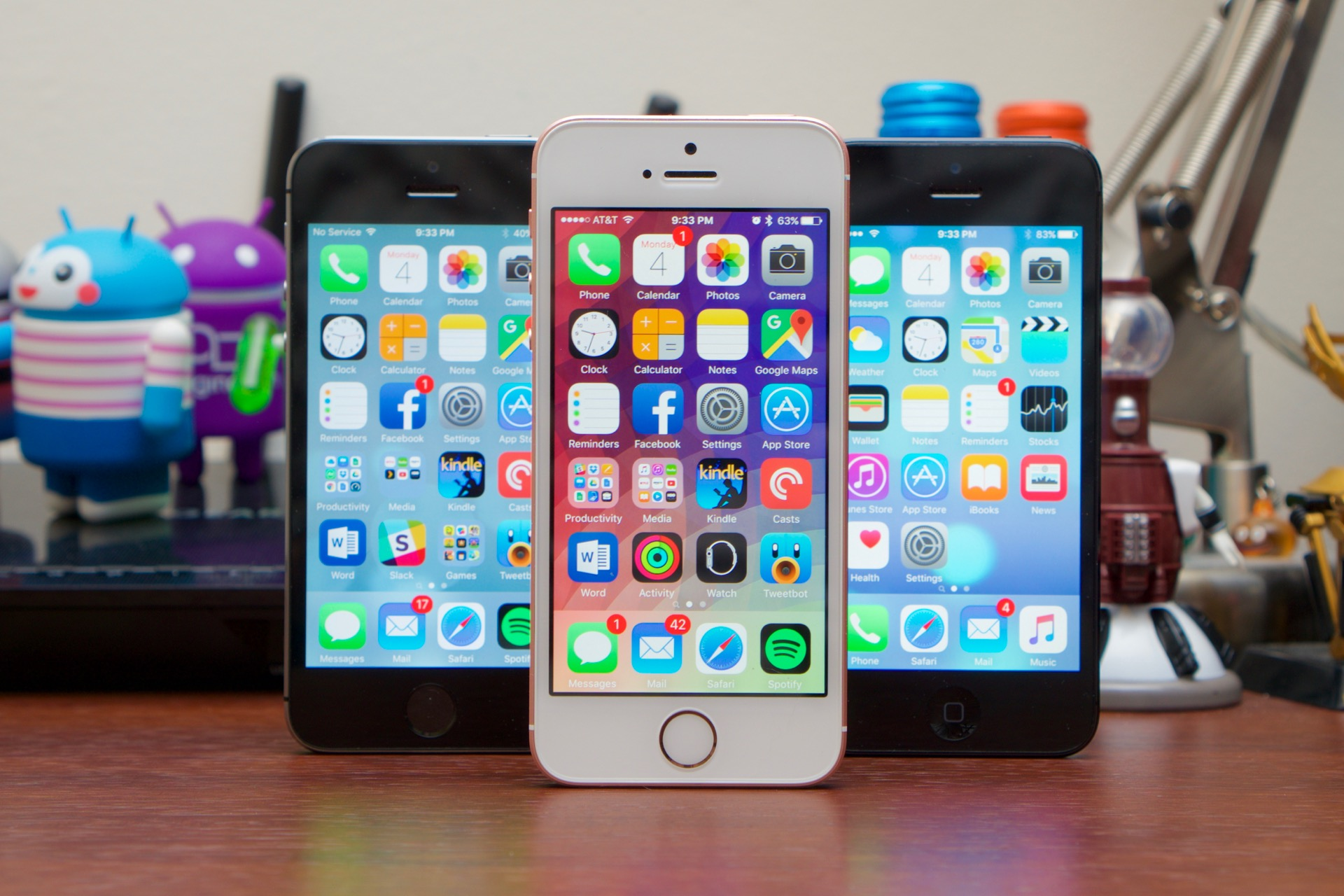 The iPhone SE was a worthy replacement for the 5 and 5S.
