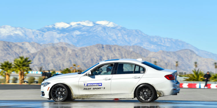 Michelin S New Performance Tire Might Just Be Too Good At Cornering