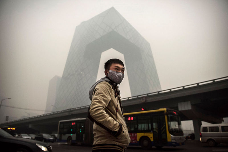 Chinese government has ordered 103 planned coal plants to be canceled