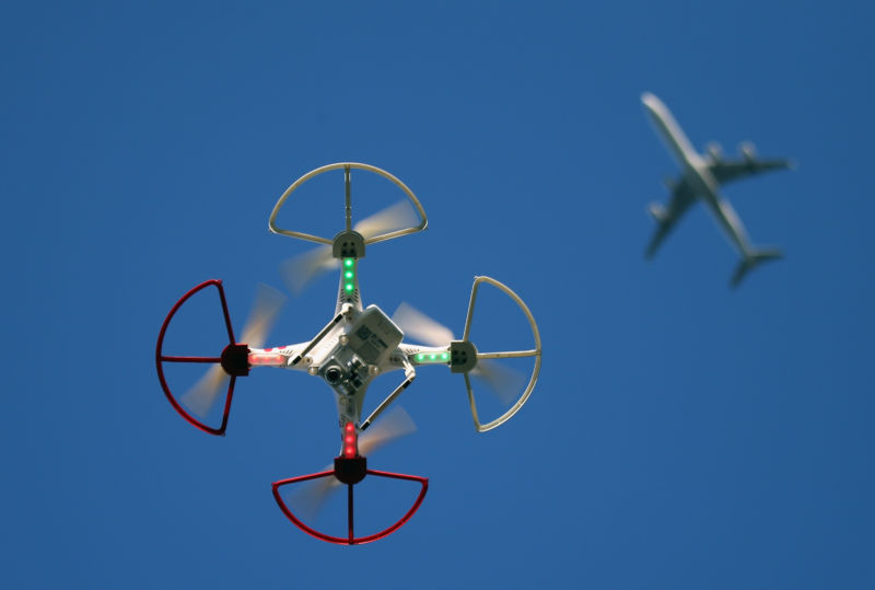 Company accused of illegal drone flights settles with FAA for $200,000